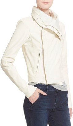 Veda Women's 'Max Classic' Leather Jacket