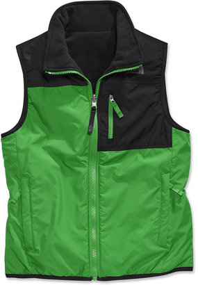 The North Face Kids Vest, Boys Reversible Ledger Vest