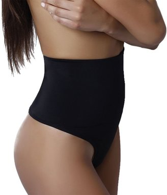 Nancy Ganz Bodyslimmers secretly naked high-waist thong - women's plus - ng011