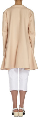 Jil Sander Single-button Coat