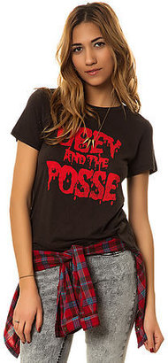 Obey The and The Posse Tee