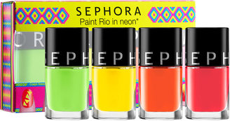 Paint Rio In Neon* Nail Set
