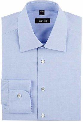 Barneys New York Men's End-On-End Shirt