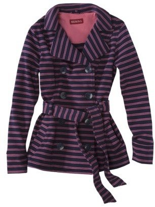 Merona Women's French Terry Jacket w/ Belt -Assorted Colors