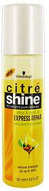 Citre Shine Citrus & Argan Oil Express Repair Long Hair Strengthener