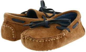 Cole Haan Mini Driver (Infant/Toddler) (Tan) - Footwear