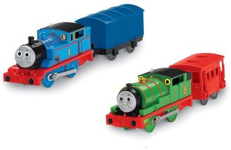 Thomas & Friends trackmaster thomas the tank engine & percy gift set by fisher-price