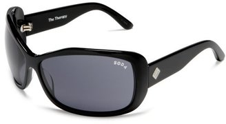 Soda Sunglasses Women's The Therapy Wrap Sunglasses