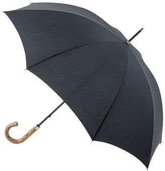Fulton G807 Commissioner Walking Umbrella, Black