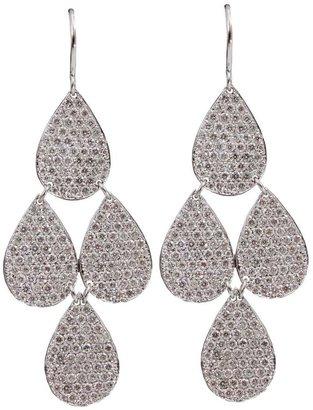 Irene Neuwirth four drop diamond earrings