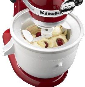 KitchenAid Ice Cream Maker Attachment, KAICA