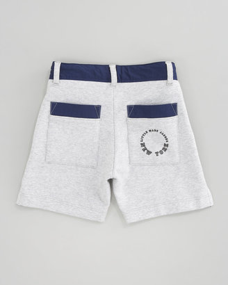 Little Marc Jacobs Sweat Shorts, Sizes 6A-10A