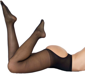 American Apparel Sheer Luxe Cut-Out Pantyhose