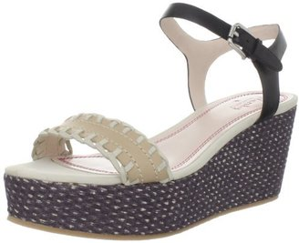 Plenty by Tracy Reese Women's Polly Ankle-Strap Sandal