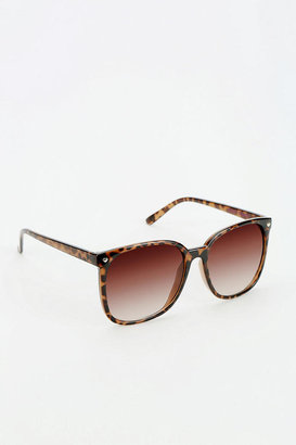 Betsey Johnson Fade Out Crystal Sunglasses