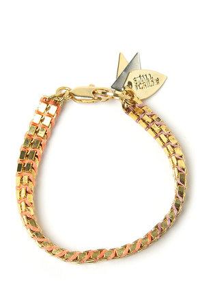 Lizzie Fortunato 2-Strand Disco Bracelet