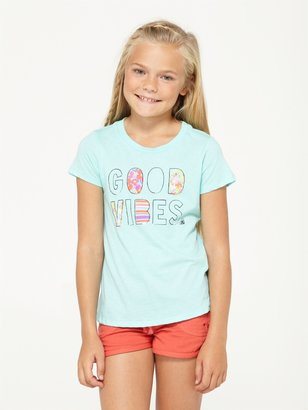 Roxy Girls 2-6 Texas Forever Harmony Tee