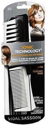 Vidal Sassoon Ionic Technology Styling Combs Collection