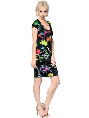 Just Cavalli Soft Single Jersey Dress