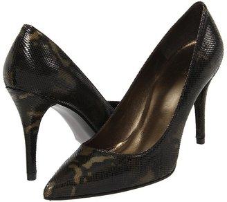 Stuart Weitzman Whoopsie (Swamp Luxe Snake) - Footwear