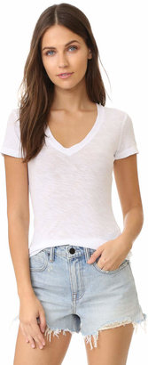 James Perse Casual Tee $75 thestylecure.com