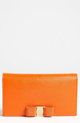 Salvatore Ferragamo 'Miss Vara' Clutch Wallet