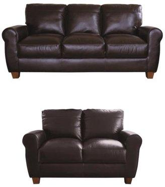 Burgundy Leather Sofa Shopstyle Uk