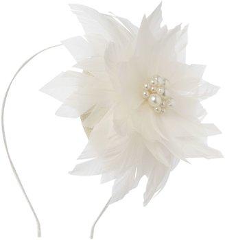 Untold Flower headband fascinator