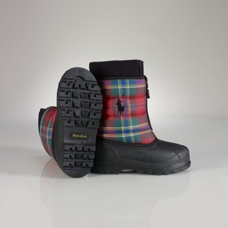 Vancouver Zip Snow Boot