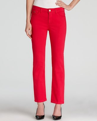 Gerard Darel Five Pocket Straight Leg Jeans