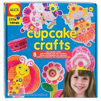 Alex Girl's Cupcake Crafts