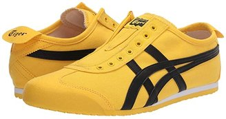 Onitsuka Tiger by Asics Mexico 66(r) Slip-On (Tai-Chi Yellow/Black) Shoes