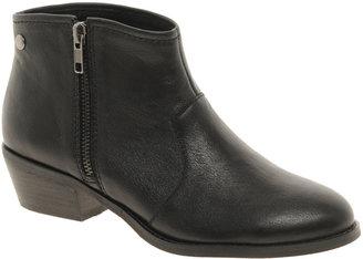 Aldo Montecristi Short Zip Side Ankle Boots