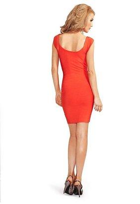 GUESS by Marciano Carole Bandage Zip Dress