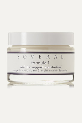 SOVERAL - Formula 1 Skin Life Support Moisturizer, 50ml - Colorless $113 thestylecure.com