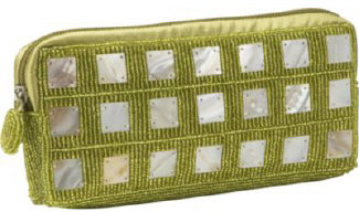 Global Elements Clutch With Mother of Pearl