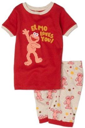 Sesame Street Hatley Boys 2-7 Elmo Pa...