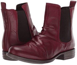 Miz Mooz Lissie (Antique Brandy) Women's Pull-on Boots
