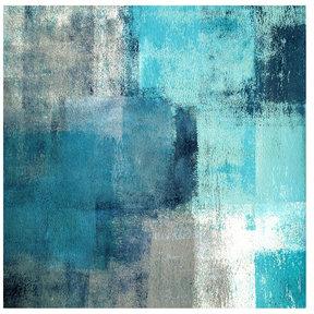 Meditation in Blue (Canvas)