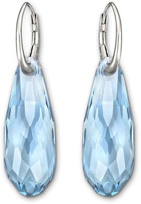 Swarovski Pure Crystal Drop Earrings