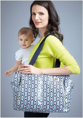 Skip Hop Light & Luxe Diaper Tote