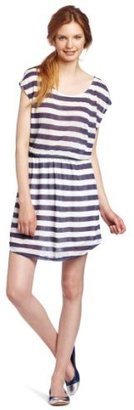 Splendid Women's Stripe Bubble Dress