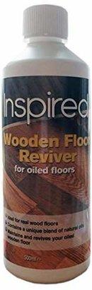Inspired 500ml Wooden Floor Reviver/ Maintainer for Oiled Floors