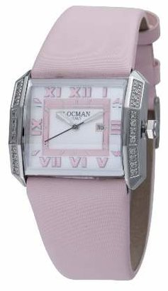 Locman Women's 232MOPPKD Otto Collection Steel Watch