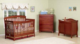 DaVinci Rivington 4-in-1 Convertible Crib - Cherry