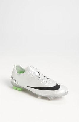 Nike 'Jr. Mercurial Vapor' Soccer Cleat (Little Kid & Big Kid)