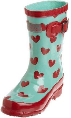 Hatley Girls 2-6X Splash Candy Hearts Boot