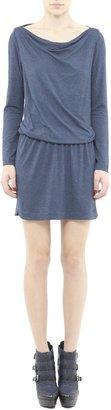 Nicole Miller Bateau Jersey Dress