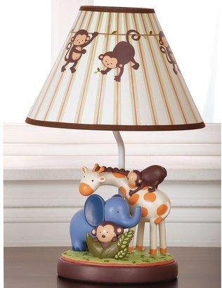 Kids Line jungle 1, 2, 3 table lamp