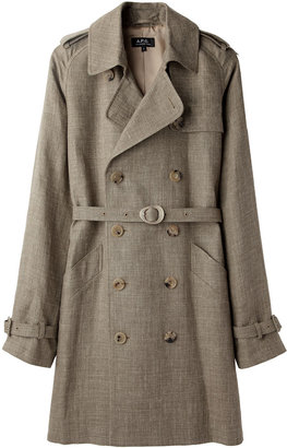 A.P.C. New Classic Trench